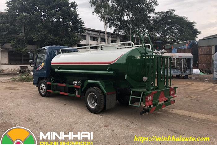 xe phun nước rửa đường ollin 500b 5 khối