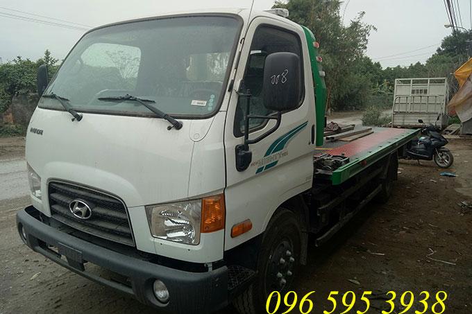 xe cứu hộ hyundai 110s