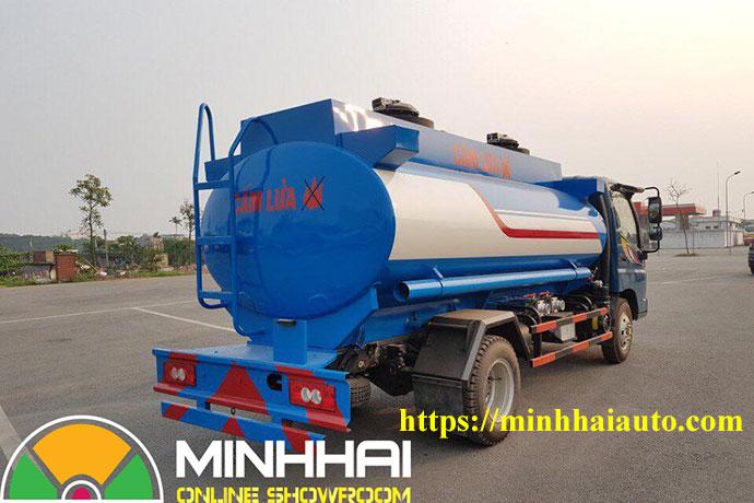 xe chở xăng dầu ollin 500b