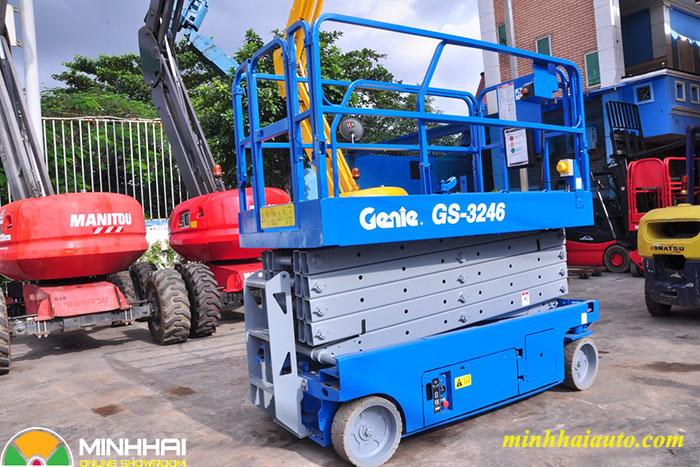 xe nâng người genie gs 3246