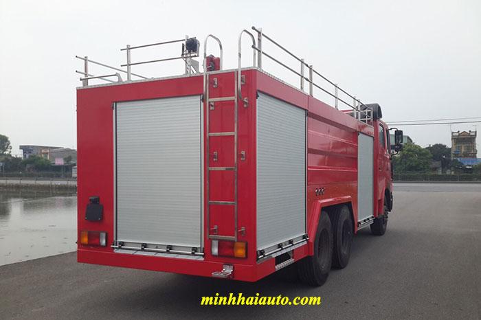 xe chữa cháy hyundai hd260 10 khối